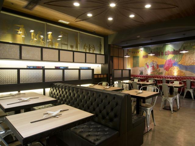 中國香港連城廣場Viet's餐廳