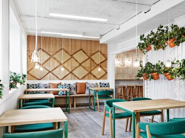挪威奥斯陆VinoVeritas生态餐厅-挪威奥斯陆Vino Veritas生态餐厅第1张图片