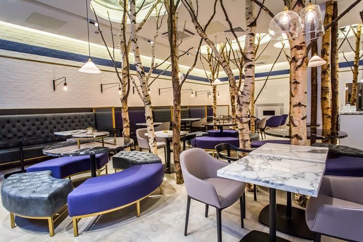 英国伦敦Ethos餐厅室内实景图-英国伦敦Ethos餐厅第3张图片