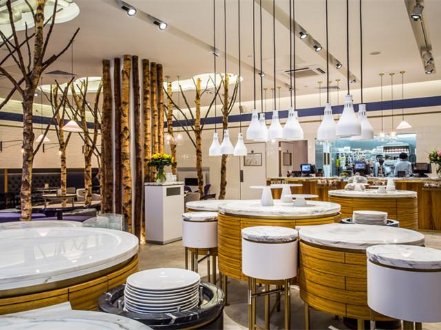 英国伦敦Ethos餐厅第1张图片
