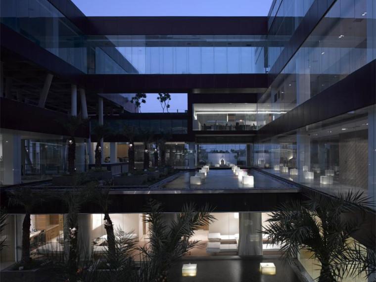 印度Glycols公司总部大楼第1张图片
