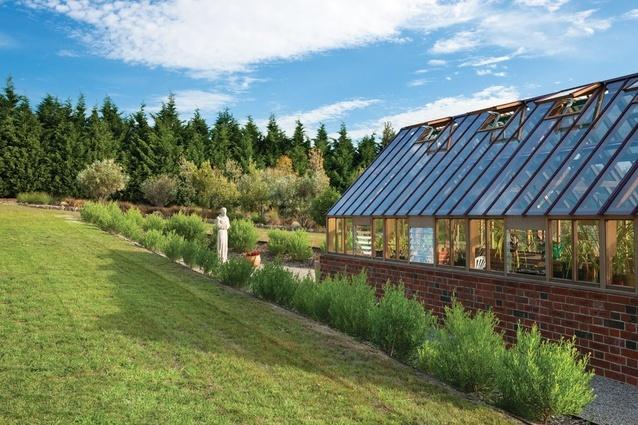 伊丽莎山花园外部局部实景图-伊丽莎山花园第4张图片