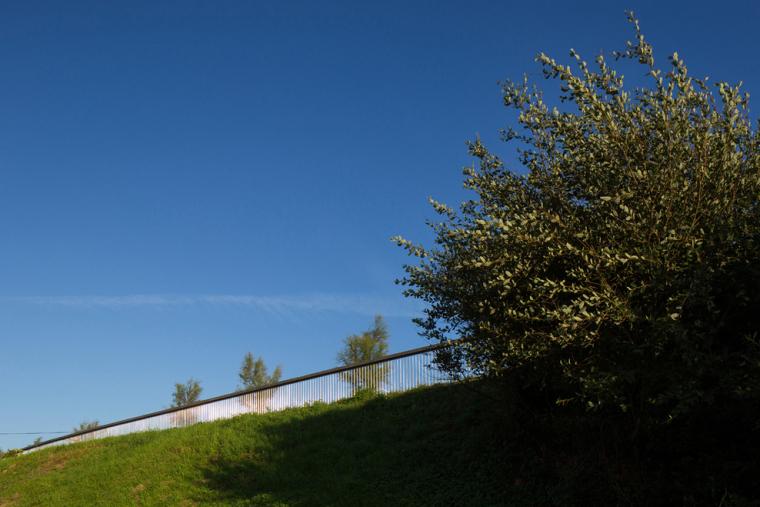 法国昂格莱南海岸外部局部实景图-法国昂格莱南海岸第4张图片