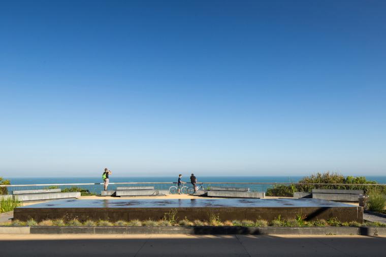 法国昂格莱南海岸外部实景图-法国昂格莱南海岸第3张图片