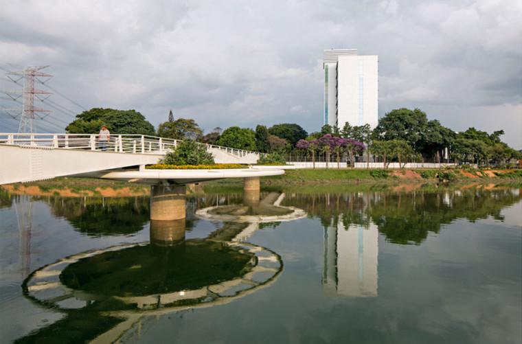 巴西圣保罗弗里德里希▪拜耳桥外-巴西圣保罗弗里德里希▪拜耳桥第2张图片