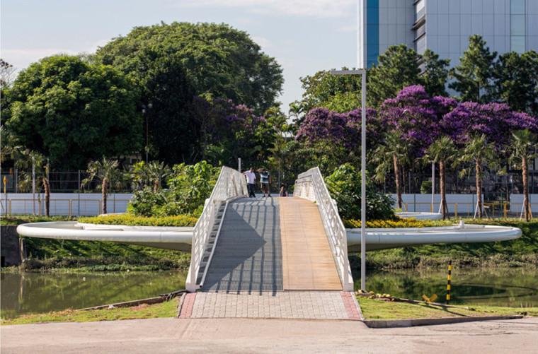 巴西圣保罗弗里德里希▪拜耳桥外-巴西圣保罗弗里德里希▪拜耳桥第3张图片