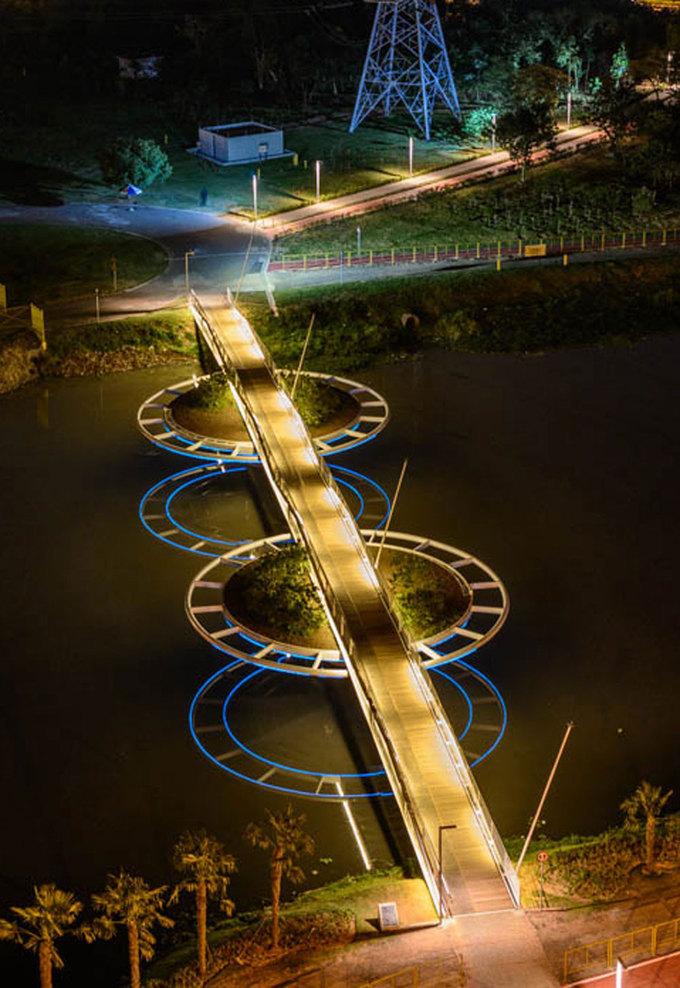 巴西圣保罗弗里德里希▪拜耳桥外-巴西圣保罗弗里德里希▪拜耳桥第6张图片