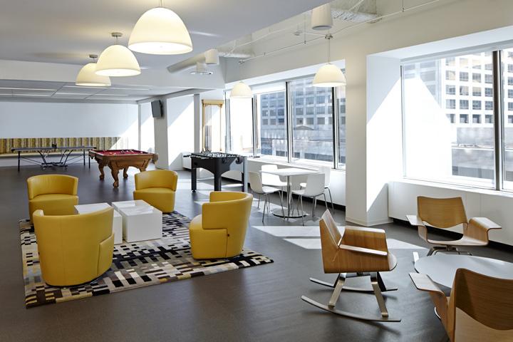 美国芝加哥Golin办公室室内局部实-美国芝加哥Golin办公室第10张图片