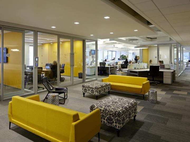 美国芝加哥Golin办公室室内休息区-美国芝加哥Golin办公室第3张图片
