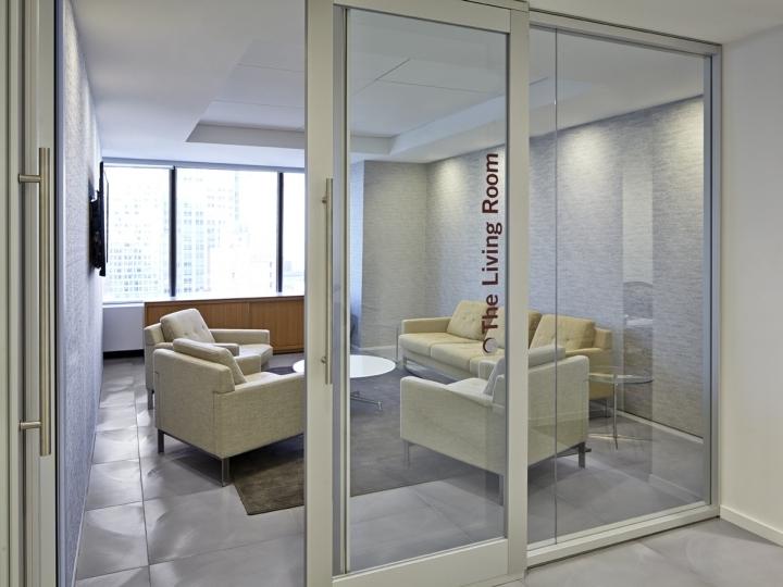 美国芝加哥Golin办公室室内接待室-美国芝加哥Golin办公室第7张图片