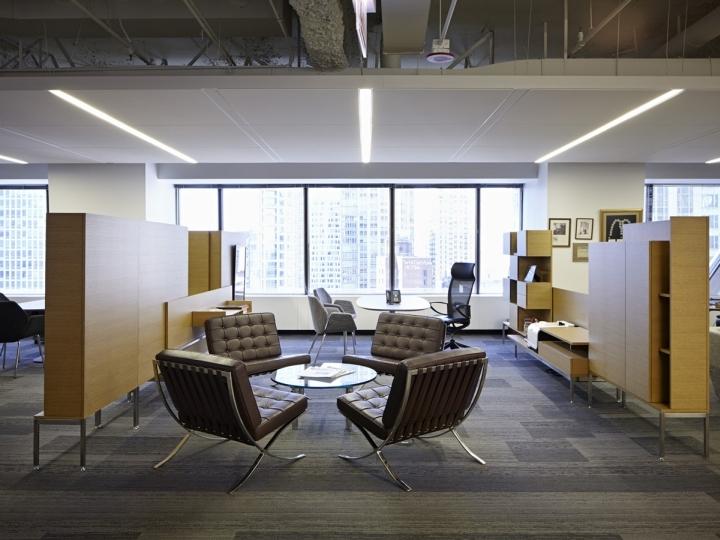 美国芝加哥Golin办公室室内休息区-美国芝加哥Golin办公室第6张图片