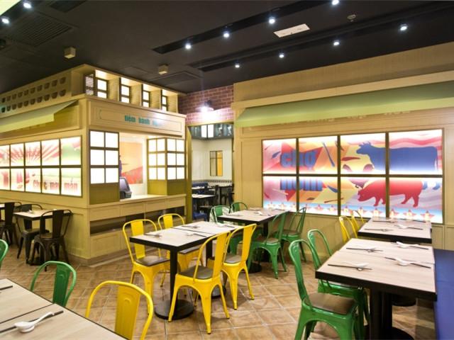 香港连理街Viet's Choice餐厅