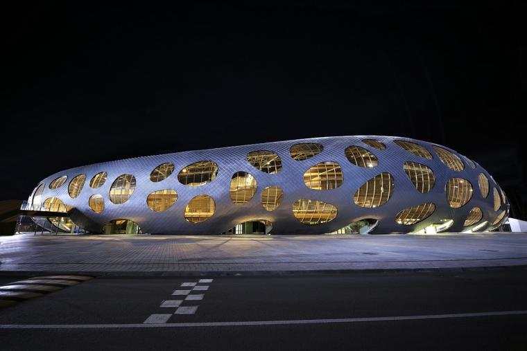 白俄罗斯鲍里索夫足球体育场外部-白俄罗斯鲍里索夫足球体育场第18张图片
