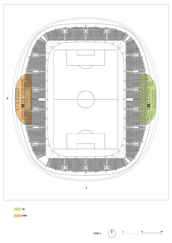 白俄罗斯鲍里索夫足球体育场平面-白俄罗斯鲍里索夫足球体育场第23张图片