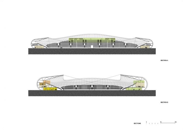 白俄罗斯鲍里索夫足球体育场剖面-白俄罗斯鲍里索夫足球体育场第26张图片
