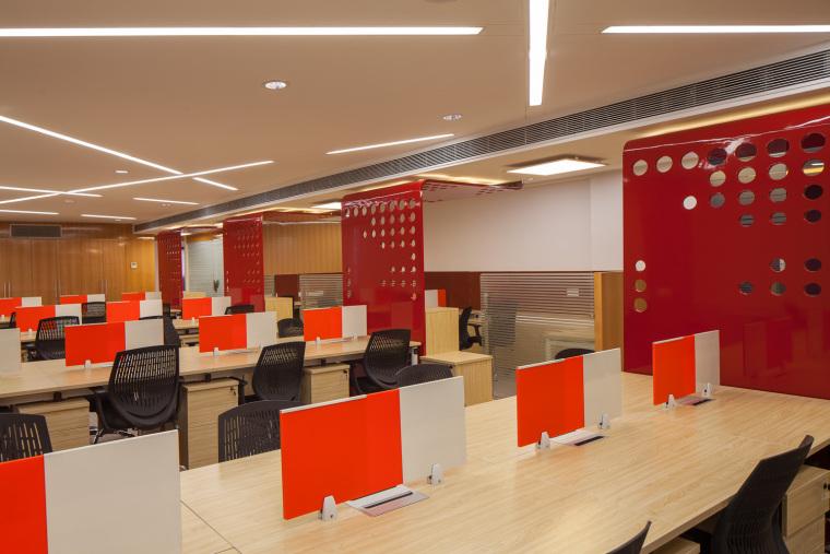 印度TheDigit办公楼-印度The Digit办公楼内部办公区实-印度The Digit办公楼第9张图片