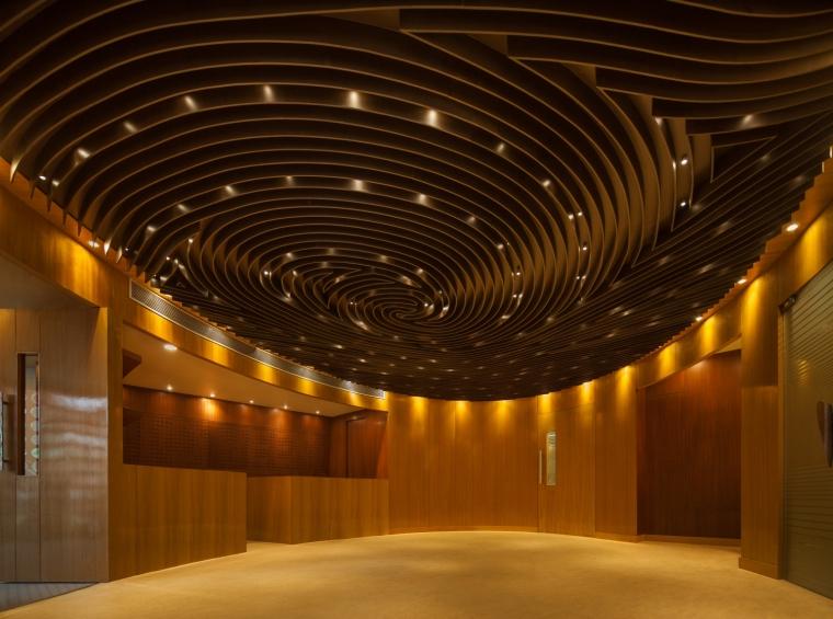 印度TheDigit办公楼-印度The Digit办公楼内部实景图-印度The Digit办公楼第10张图片