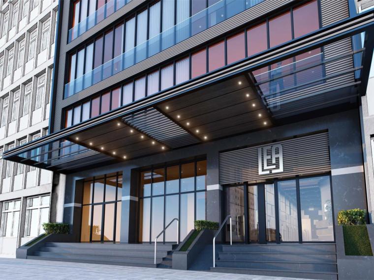 土耳其LeaÇağlayan办公室-土耳其Lea Çağlayan 办公室第1张图片