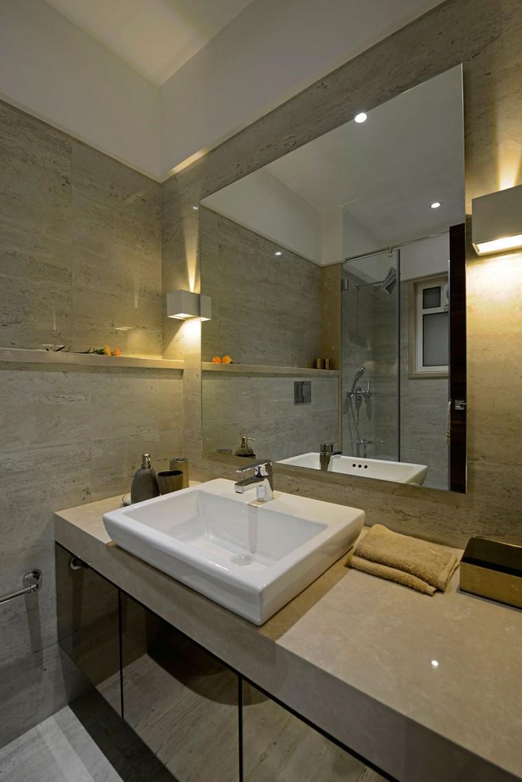 印度Ridgewood公寓室内浴室实景图-印度Ridgewood公寓第17张图片