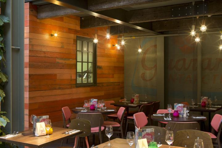 英国德比LasIguanas餐厅-英国德比Las Iguanas餐厅室内就餐-英国德比Las Iguanas餐厅第4张图片