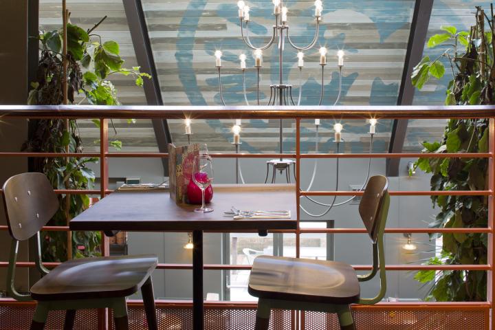 英国德比LasIguanas餐厅-英国德比Las Iguanas餐厅室内实景-英国德比Las Iguanas餐厅第8张图片