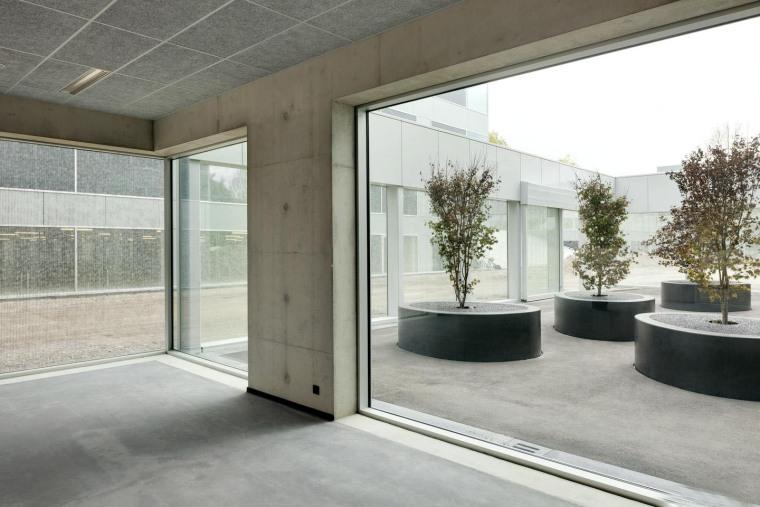荷兰Hoogvliet校区内部局部实景图-荷兰Hoogvliet校区第7张图片