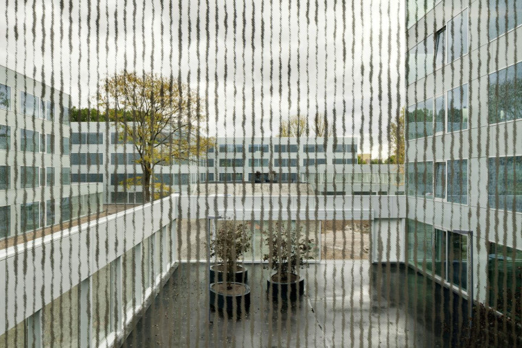 荷兰Hoogvliet校区内部细节实景图-荷兰Hoogvliet校区第8张图片