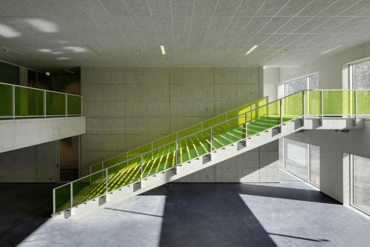 荷兰Hoogvliet校区内部局部实景图-荷兰Hoogvliet校区第12张图片