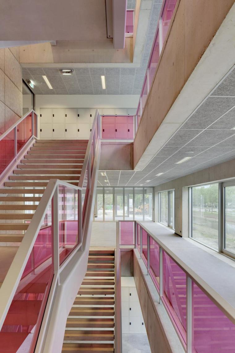 荷兰Hoogvliet校区内部局部实景图-荷兰Hoogvliet校区第14张图片