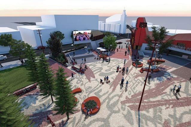 澳大利亚第丹顿农街区改建效果图-澳大利亚第丹顿农街区改建第9张图片
