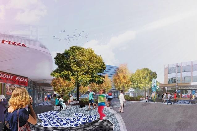 澳大利亚第丹顿农街区改建效果图-澳大利亚第丹顿农街区改建第8张图片