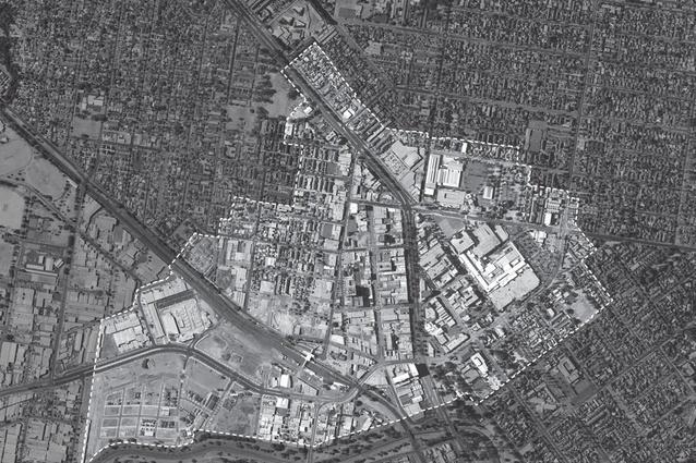 澳大利亚第丹顿农街区改建位置图-澳大利亚第丹顿农街区改建第10张图片