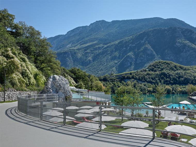 瑞士Géronde浴场翻新第1张图片