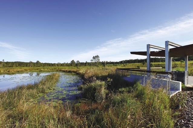 澳大利亚绿色工业园区景观外部局-澳大利亚绿色工业园区景观第4张图片