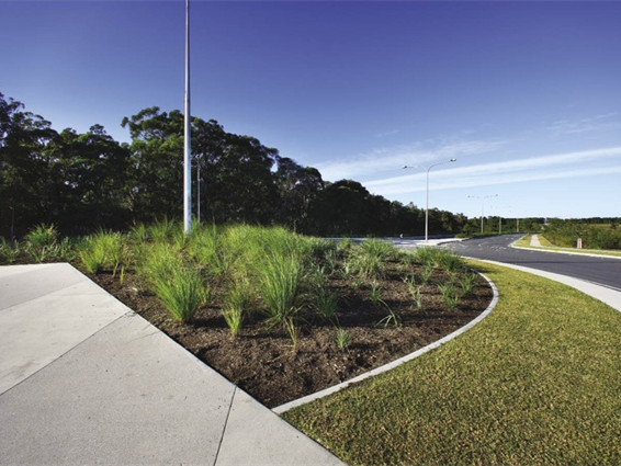 澳大利亚绿色工业园区景观
