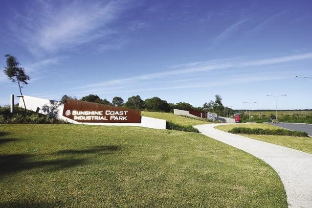 澳大利亚绿色工业园区景观外部实-澳大利亚绿色工业园区景观第2张图片