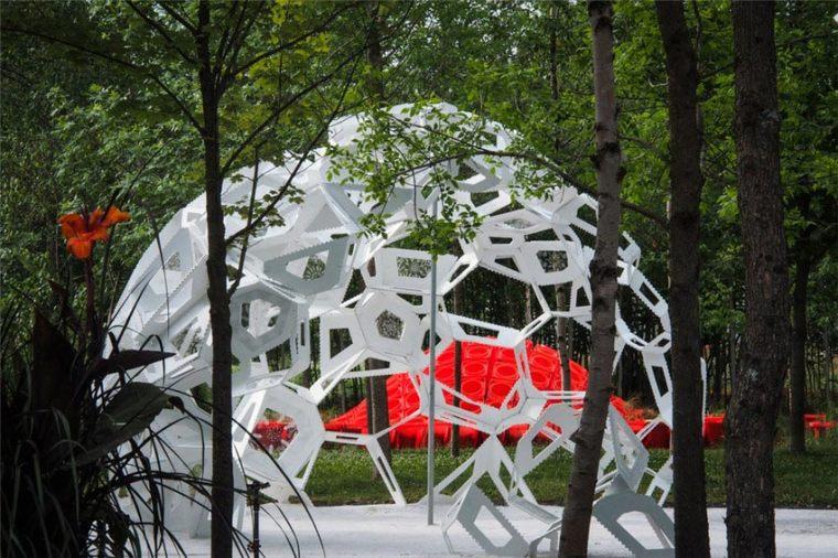 加拿大盛大梅蒂斯国际花园节外部-加拿大盛大梅蒂斯国际花园节第9张图片