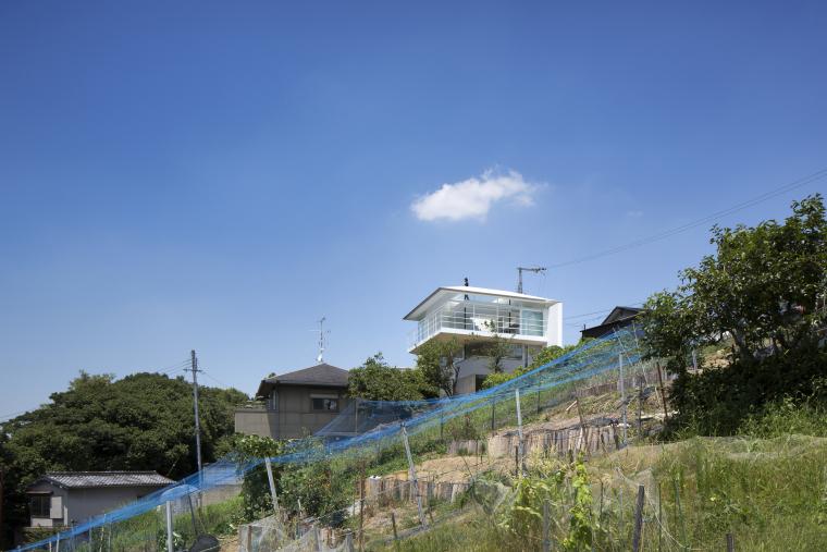 日本Nara-zaka住宅外部实景图-日本Nara-zaka住宅第3张图片