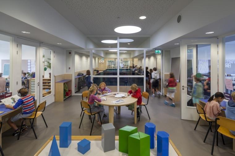 Waalsdrop学校新教学楼内部教室实-Waalsdrop学校新教学楼第6张图片