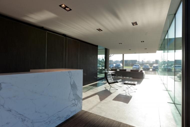 比利时Obumex家具展览室内部实景-比利时Obumex家具展览室第12张图片