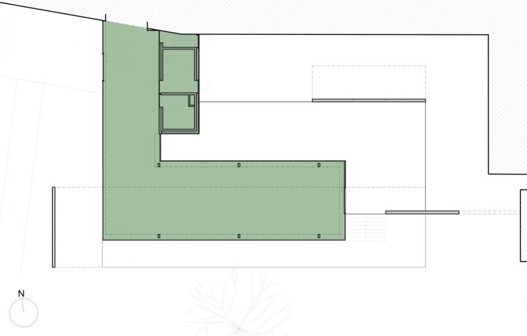 比利时Obumex家具展览室平面图-比利时Obumex家具展览室第15张图片