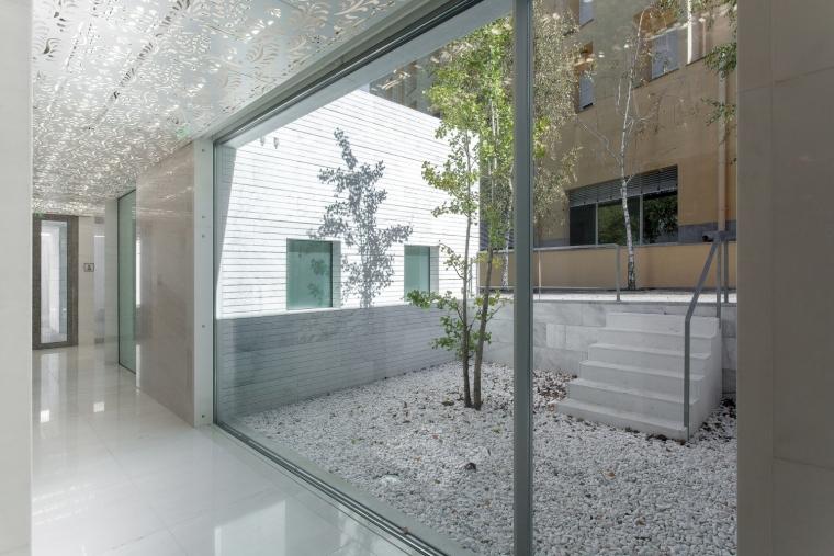 葡萄牙Luz社会福利中心内部局部实-葡萄牙Luz社会福利中心第9张图片
