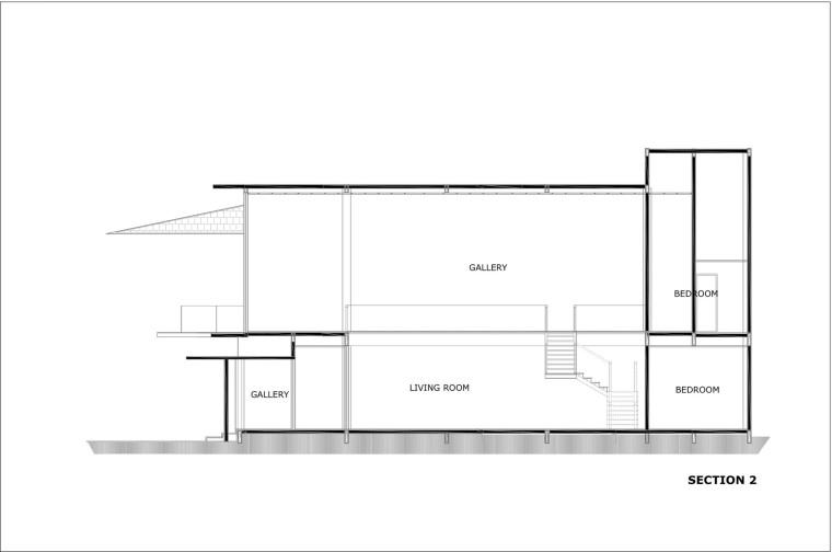 印尼RumahBidang住宅-印尼Rumah Bidang住宅正面图-印尼Rumah Bidang住宅第14张图片
