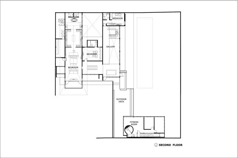 印尼RumahBidang住宅-印尼Rumah Bidang住宅平面图-印尼Rumah Bidang住宅第10张图片