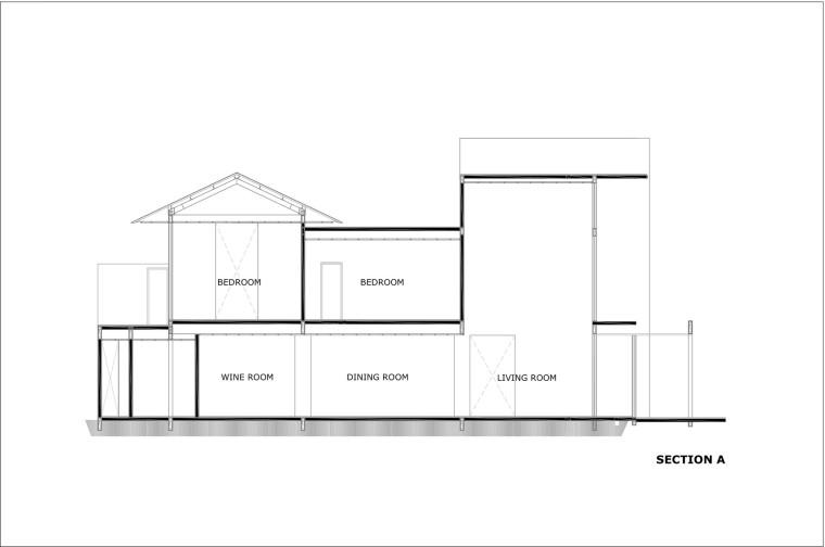 印尼RumahBidang住宅-印尼Rumah Bidang住宅正面图-印尼Rumah Bidang住宅第13张图片