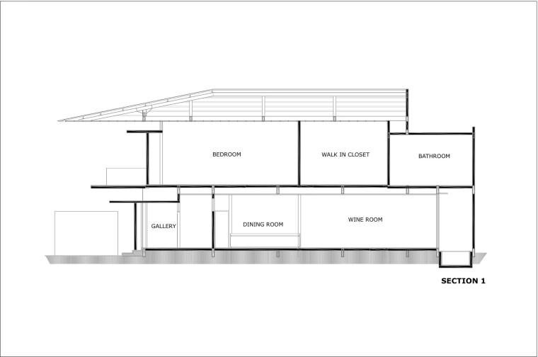 印尼RumahBidang住宅-印尼Rumah Bidang住宅正面图-印尼Rumah Bidang住宅第15张图片