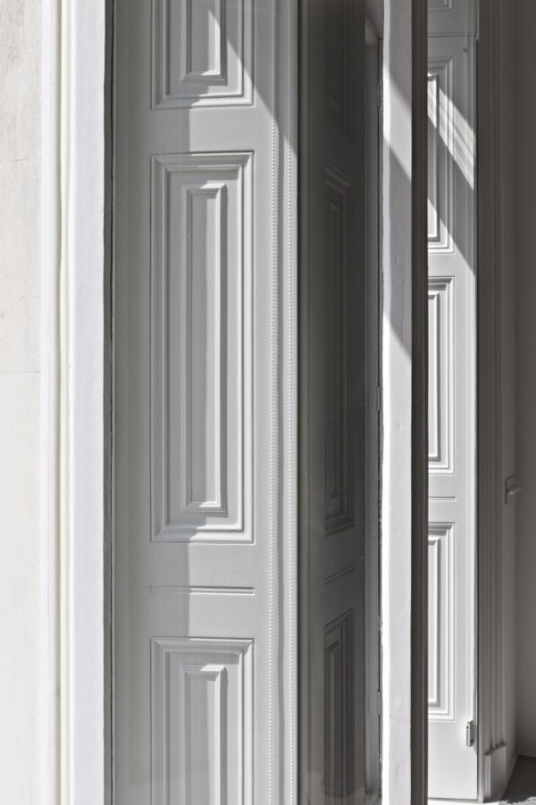 英国伦敦市中心公寓外部门口实景-英国伦敦市中心公寓第14张图片