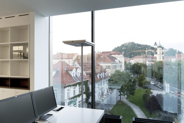 奥地利尼克办公楼内部实景图-奥地利尼克办公楼第5张图片
