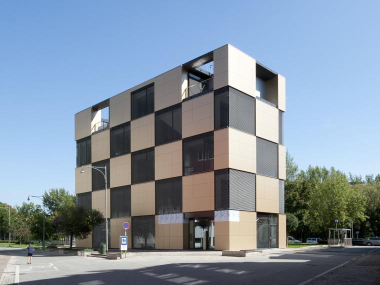 奥地利尼克办公楼第1张图片