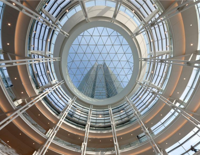 美国戴文能源公司总部大楼内部屋-美国戴文能源公司总部大楼第8张图片